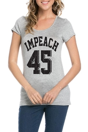 Timeline Impeach 45 t-Shirt - Product Mini Image