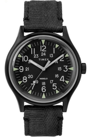 timex Timex Black Watch - Front full body