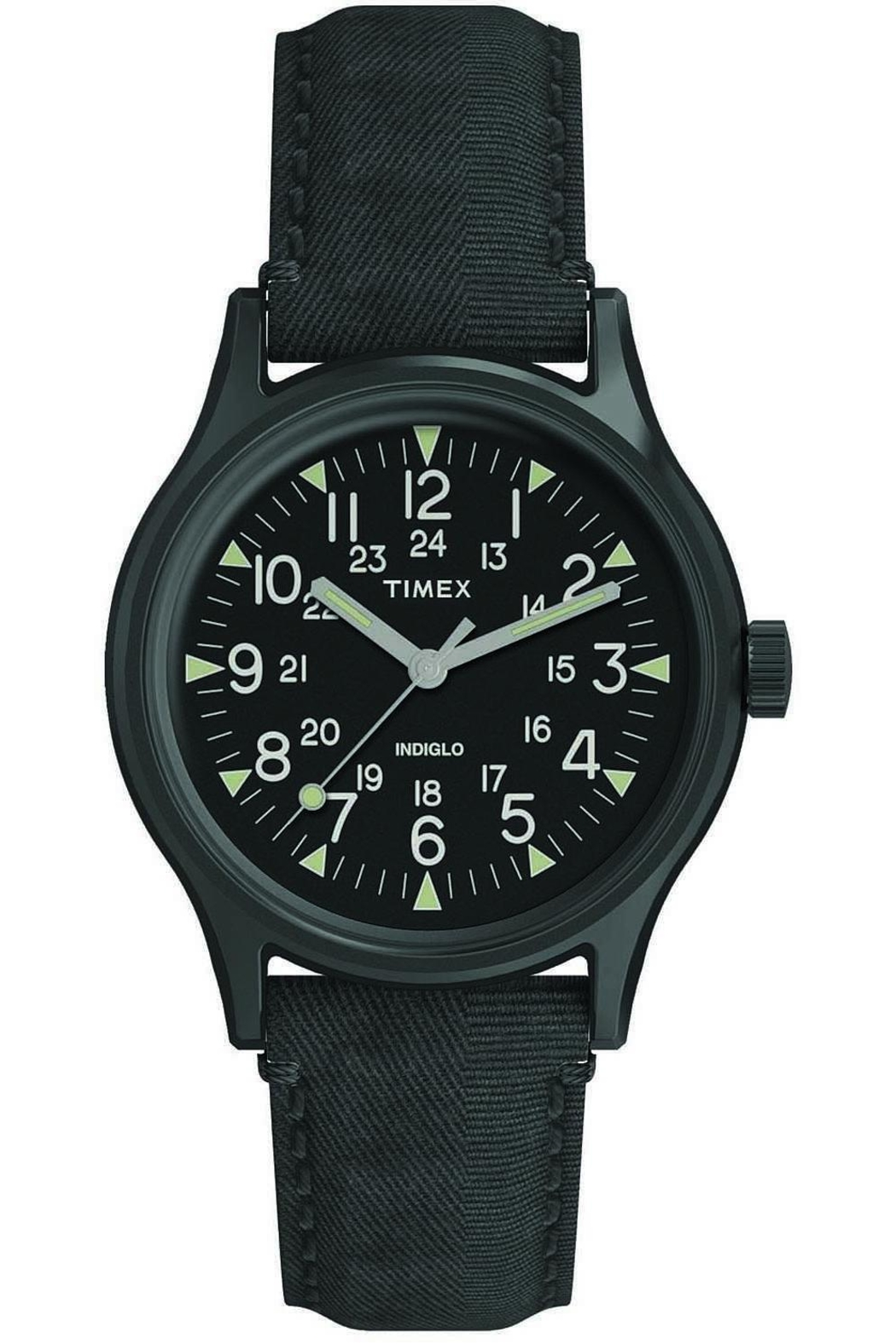 timex Timex Black Watch - Main Image