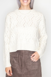 Timing Cable Knit Sweater - Product Mini Image