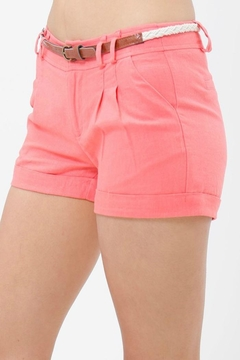 Timing Cuffed Shorts - Product List Image