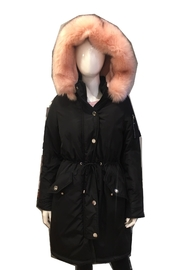 Timing Faux Fur Coat - Product Mini Image
