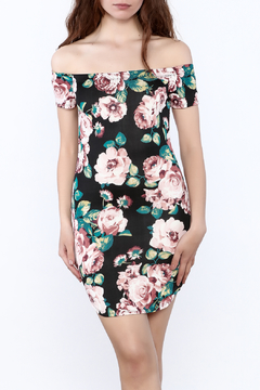Timing Floral Print Dress - Product List Image