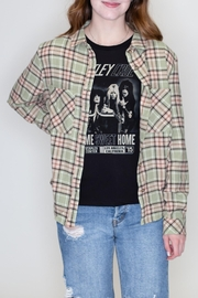 Timing Plaid Button Down - Product Mini Image
