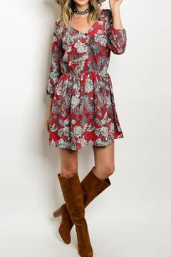 Shoptiques Product: Printed Tunic Dress