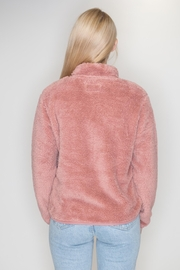 Timing Teddy Jacket - Side cropped