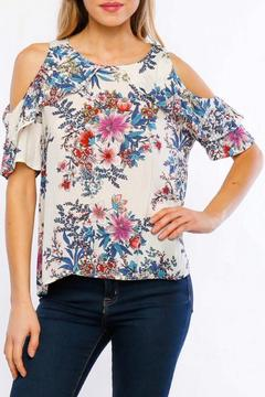 Timing Woven Floral Blouse - Product List Image