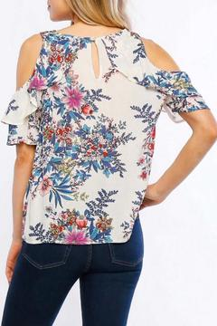 Timing Woven Floral Blouse - Alternate List Image