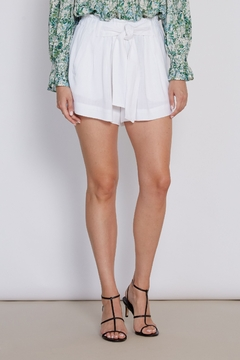 Shoptiques Product: Tina Short in White