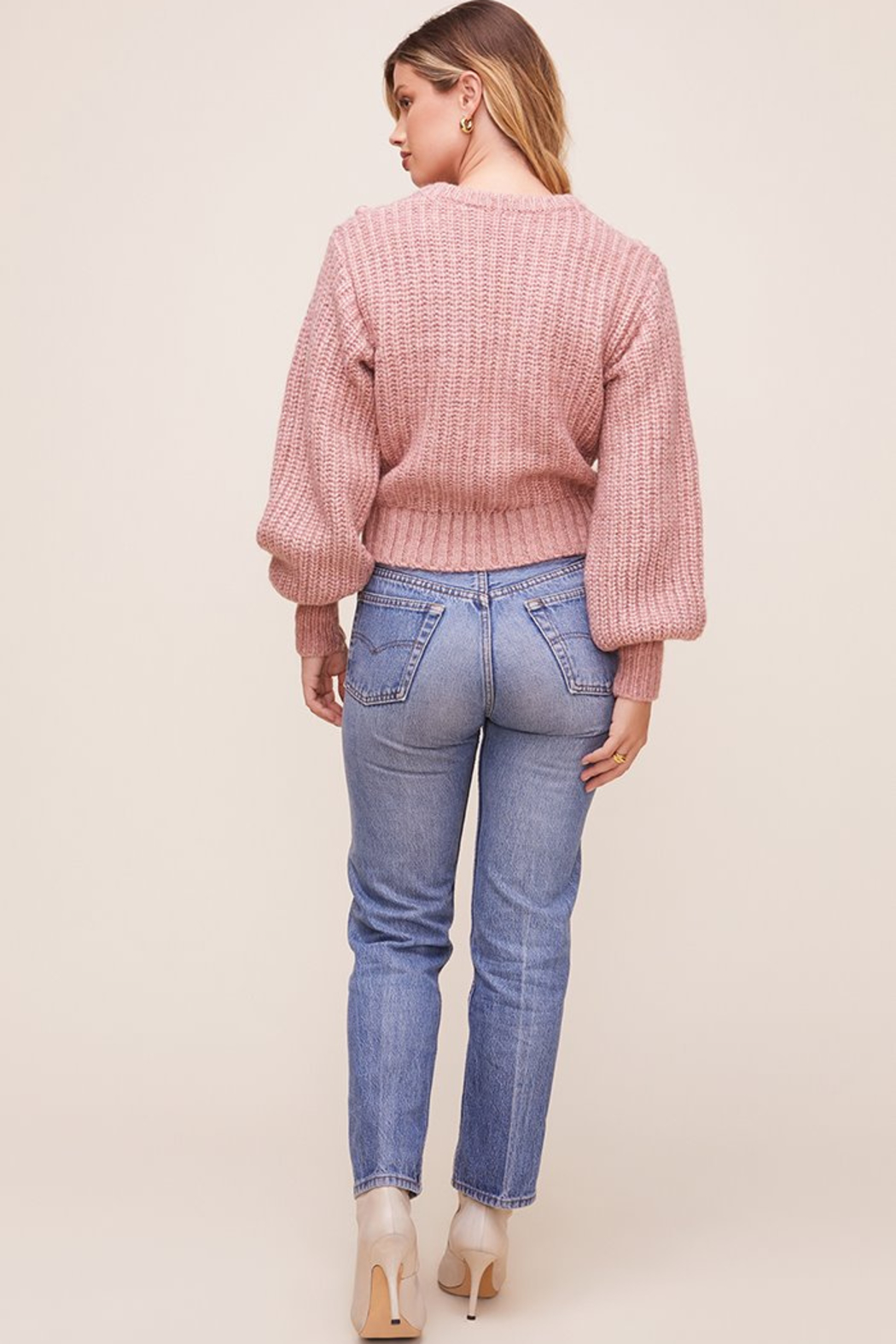 ASTR the Label Tina Sweater - Side Cropped Image