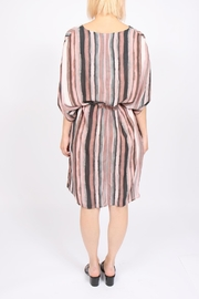 Tina + Jo Sadona Stripe Kaftan-Dress - Front full body