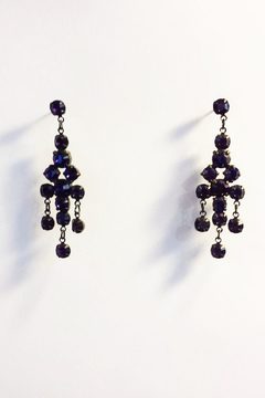 Shoptiques Product: Swarovski Crystal Earings