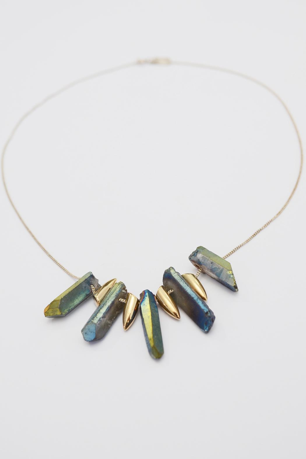 Tina Lilienthal Statement Necklace - Main Image
