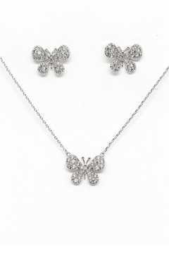 Shoptiques Product: Charming Butterfly Set