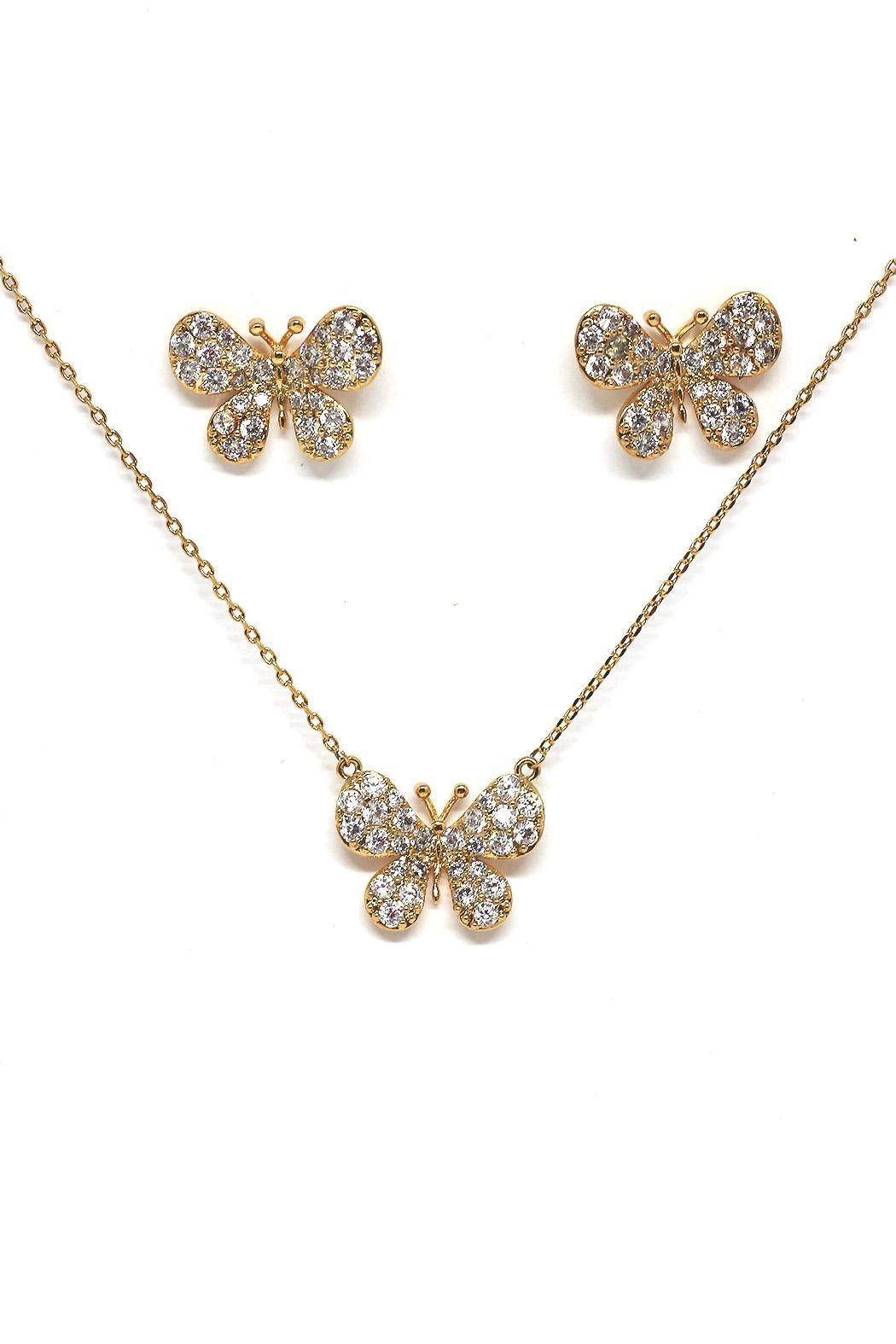 TINK TINK Charming Butterfly Set - Main Image