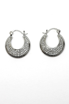 TINK TINK Circular Hoops Earrings - Product List Image