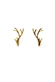 TINK TINK Deer's Horns Earrings - Product Mini Image