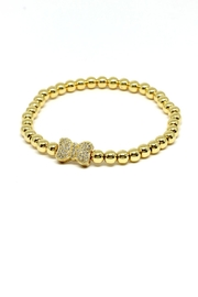 TINK TINK Golden Beads Bracelet - Product Mini Image