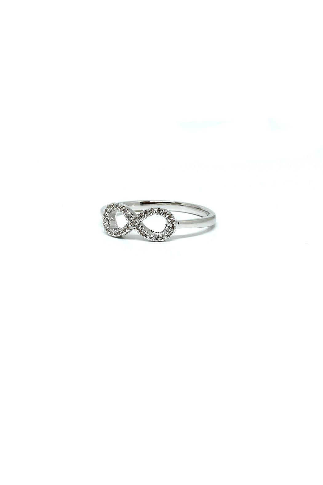 TINK TINK Infinite Slim Ring - Front Cropped Image