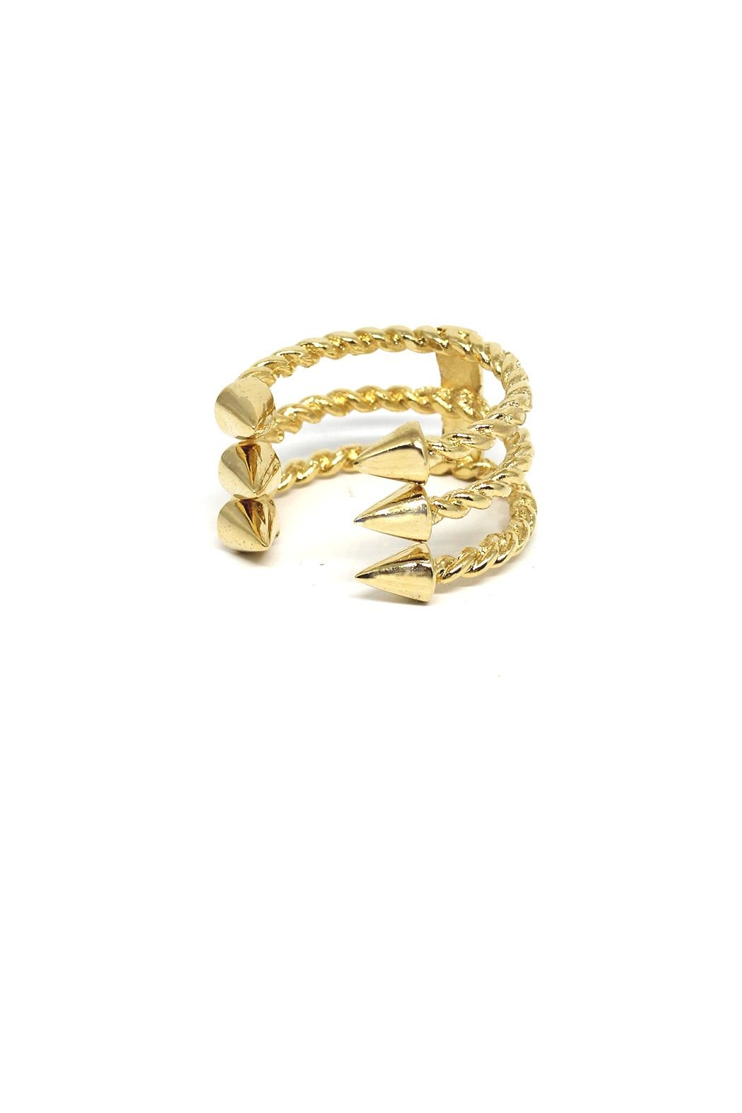 TINK TINK Open Arrow Ring - Main Image