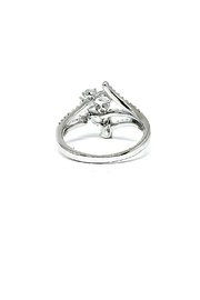 TINK TINK Rhodium Ring - Side cropped