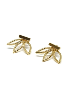Shoptiques Product: Spike 2piece-Earrings