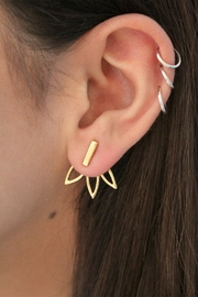 TINK TINK Spike 2piece-Earrings - Side cropped