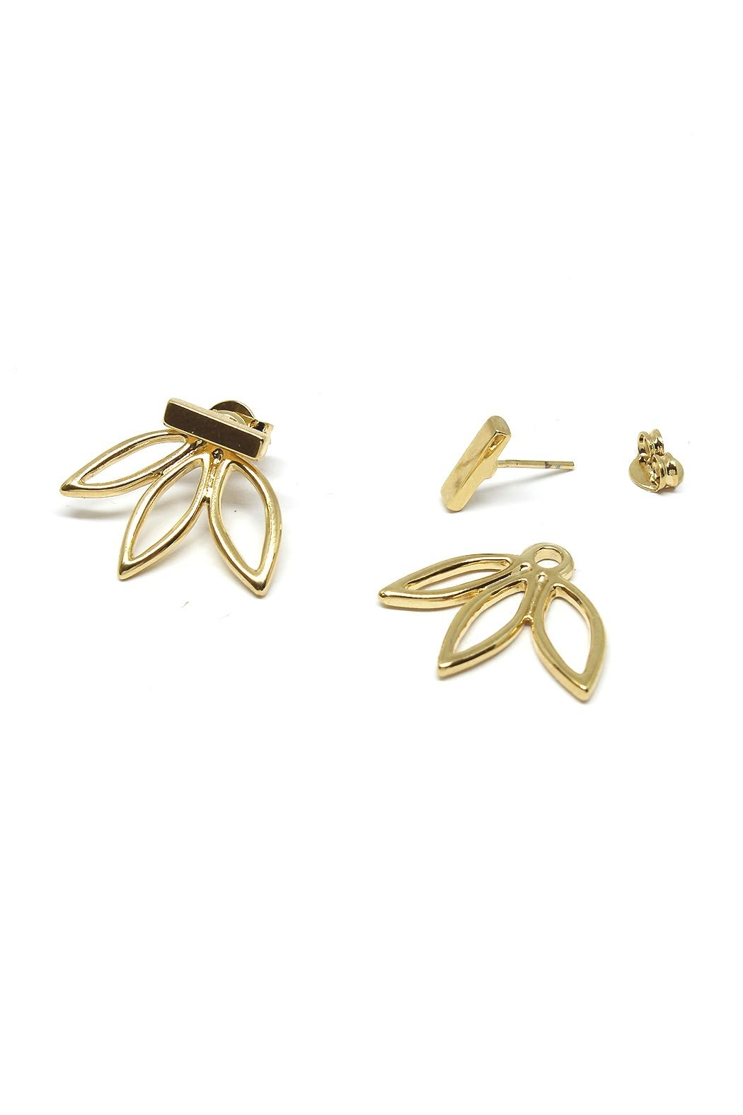 TINK TINK Spike 2piece-Earrings - Front Full Image