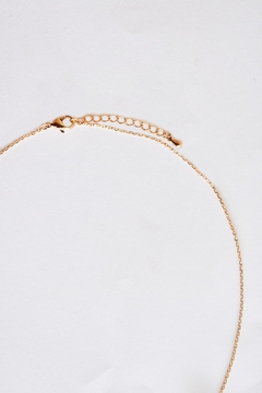 TINK TINK Unicorn Gold-Plated Necklace - Alternate List Image