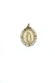 TINK TINK Virgin Guadalupe Medal - Product Mini Image