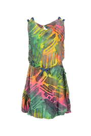 Appaman Tinos Dress - Rainbow Ombre - Product Mini Image