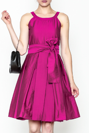 Tintoretto Purple Dress - Front cropped