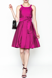 Tintoretto Purple Dress - Side cropped