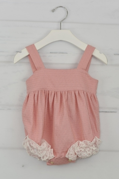 cesar blanco Tiny Bow Onesie - Product List Image