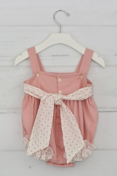 cesar blanco Tiny Bow Onesie - Alternate List Image