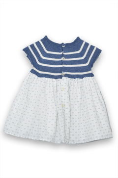 cesar blanco Tiny Bows Dress - Alternate List Image