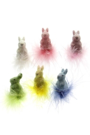 Regal Tiny Bunny Ornaments - Product Mini Image