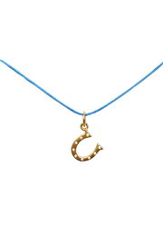 Bronwen Tiny Charm Lucky You Necklace - Product Mini Image