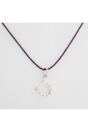 Bronwen Petite B Lucky U Necklace - Product Mini Image