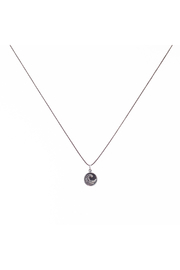 Bronwen Tiny Charm Wave Necklace - Product Mini Image
