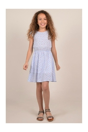 Mini Molly Tiny Flower Dress - Front cropped