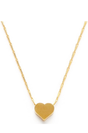 AMANO STUDIO Tiny Heart Necklace - Front cropped