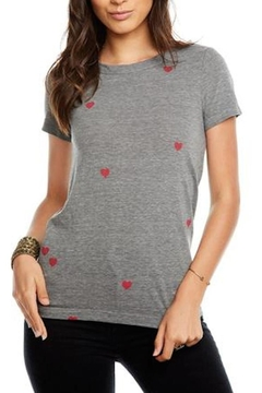 Chaser Tiny Hearts Tee - Product List Image