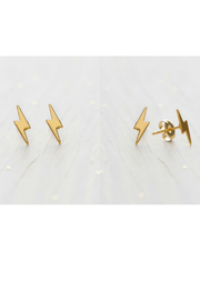 Amano Trading TINY LIGHTNING BOLT STUDS - Product Mini Image