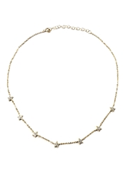 Lets Accessorize Tiny Star Choker - Product Mini Image