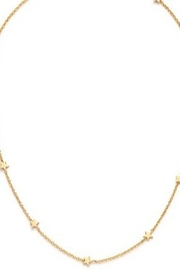 Amano Trading Tiny Star Constellation Necklace - Front cropped