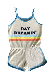 TINY WHALES Daydreaming Romper - Product Mini Image