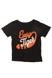 TINY WHALES Easy Tiger Tee - Product Mini Image