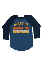 TINY WHALES Heart Of Gold Tee - Product Mini Image