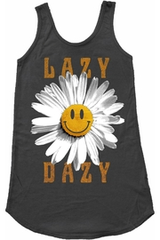 TINY WHALES Lazy Daisy Dress - Front cropped